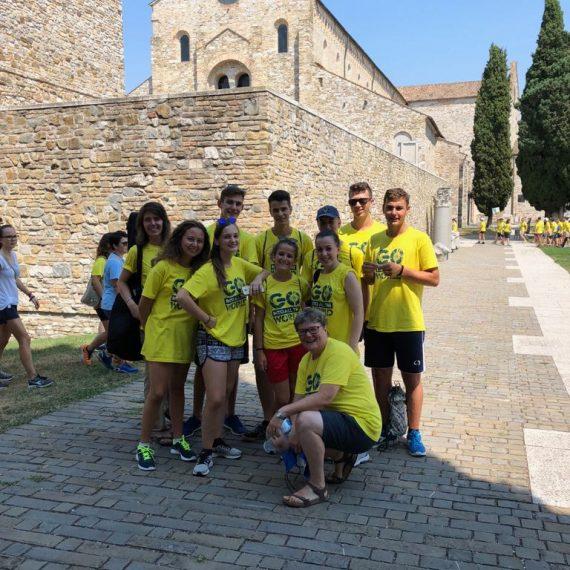 PELLEGRINAGGIO dei Giovani verso Roma
