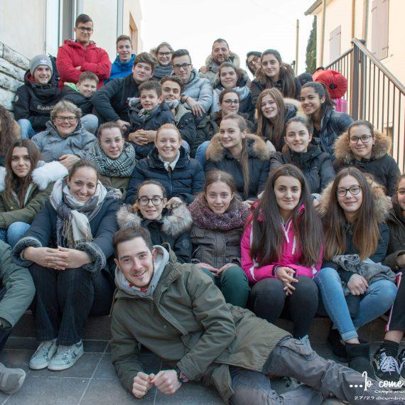"""""""IO COME TE, TU COME ME"""" – Camposcuola Invernale Giovanissimi, 27/29 dicembre 2018"""